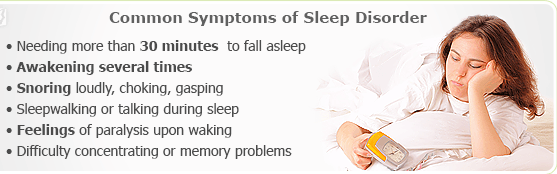 Sleep Symptoms