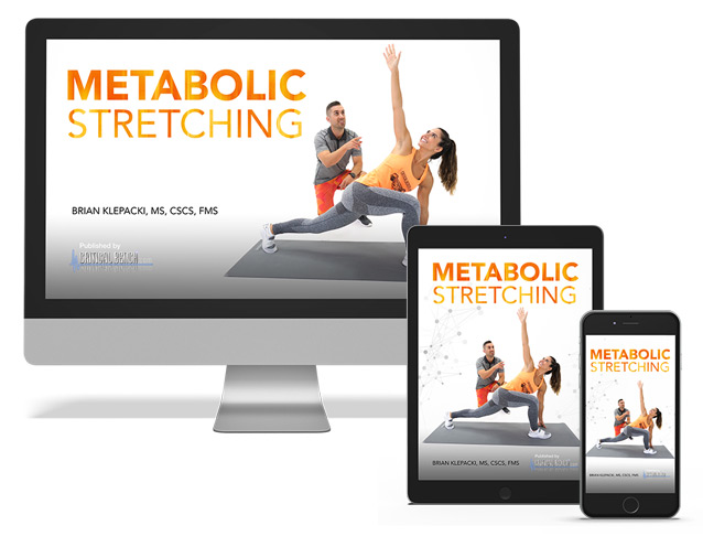 Metabolic Stretching Program