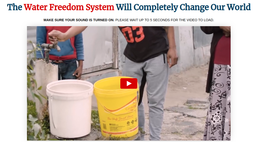 Water Freedom System Review