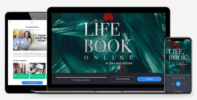 What is Lifebook Online?