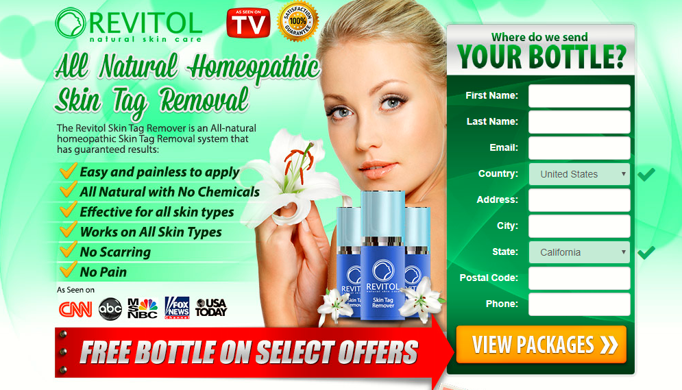 Revitol Skin Tag Removal Review